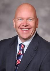 Chuck Keeton, Warden